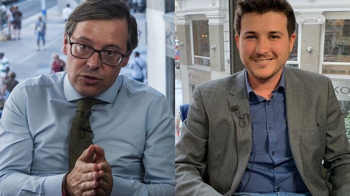 Alfonso Serrano y Pablo Gómez Perpinyà, a debate en Onda Madrid