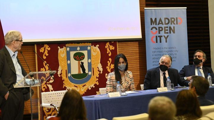 Villacís apuesta por posicionar Madrid como 'la mejor ciudad para trabajar'
