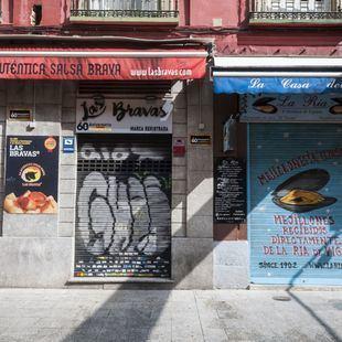 Restaurantes cerrados