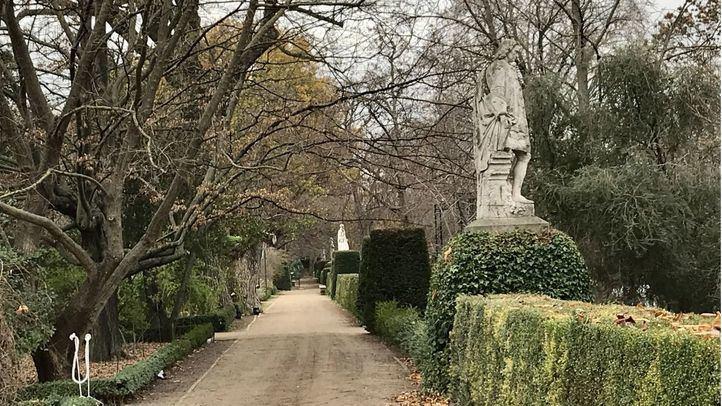 Los botánicos del Real Jardín Botánico