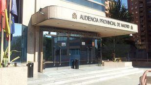 Sede de la Audiencia Nacional de Madrid