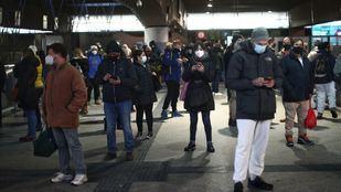 Imagen de archivo de la estación de Atocha