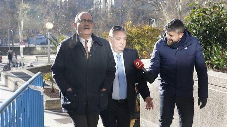 Confirmado el procesamiento del exconsejero Alfredo Prada por el Campus de la Justicia