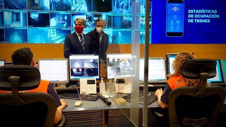 La app de Metro informará en tiempo real sobre la ocupación de los trenes