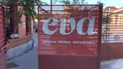 El EV Arganzuela recurre ante la justicia su desalojo previsto para el día 8