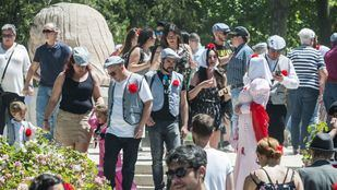 Las fiestas de San Isidro 2021, en el aire