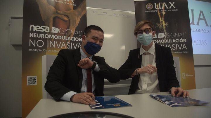 UAX incorpora a su Hospital Virtual el Laboratorio de electrofisiología NESA