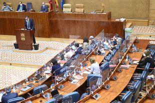 La Asamblea aprueba integrar el 112 en la Agencia de Seguridad y Emergencias y revisar Platercam