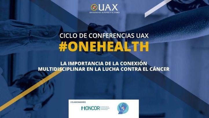 UAX aborda la importancia de la conexión multidisciplinar en la lucha contra el cáncer