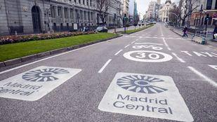 El TSJM vuelve a anular Madrid Central por no incluir el trámite de información pública