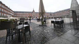 Madrid pierde un 15% de autónomos en hostelería y la pandemia acaba con más del 20% de pymes