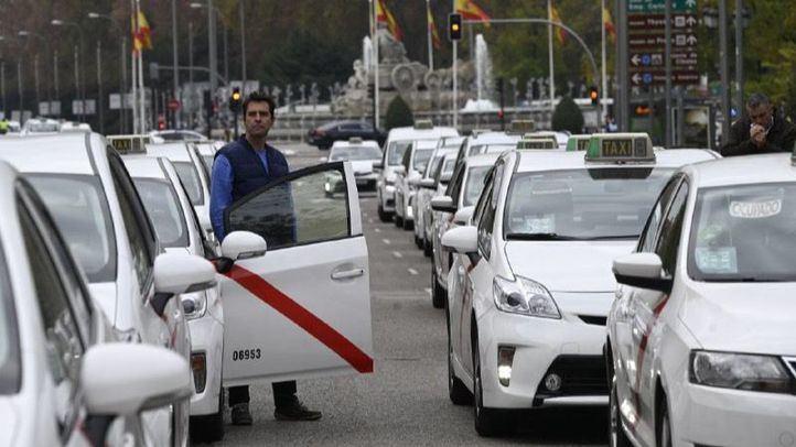 La Comunidad dará una moratoria de dos años a los taxistas que tengan que renovar sus vehículos