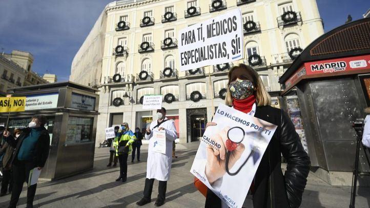 Amyts convoca nueva huelga indefinida en Atención Primaria en Madrid