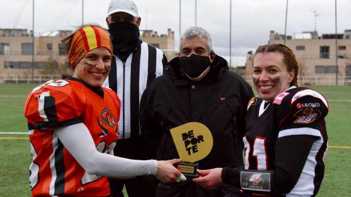 Un premio merecidísimo para nuestro deporte y las mujeres