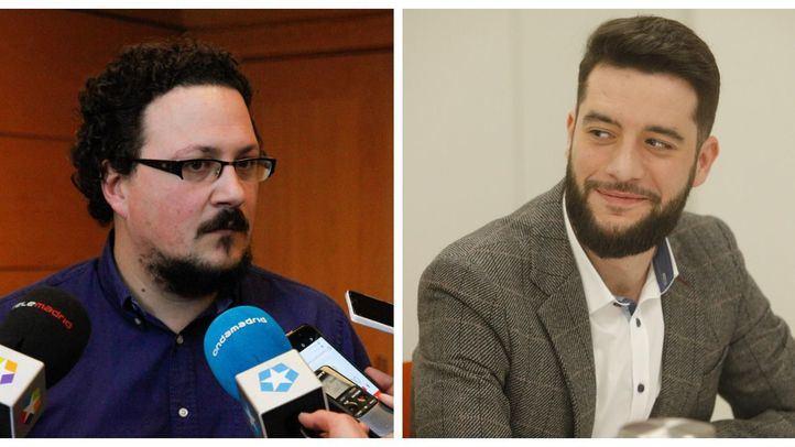 Jacinto Morano y César Zafra