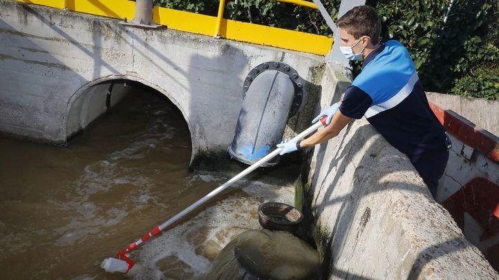 Canal de Isabel II creará una red permanente de alerta de Covid-19 en aguas residuales