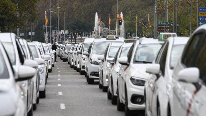 Ampliada a dos años la moratoria al taxi para vehículos de más de 10 años