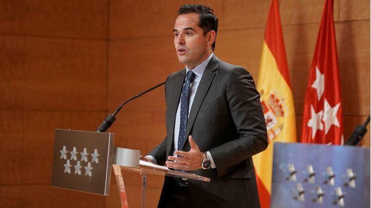 Aguado evita pronunciarse sobre Enrique López y Bárcenas
