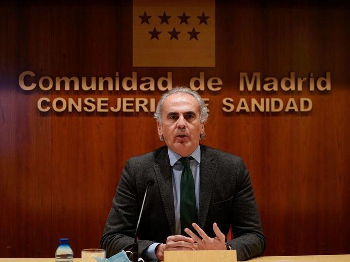 Escudero pide a Darias cuarentenas de 10 días para los procedentes de Brasil y Sudáfrica