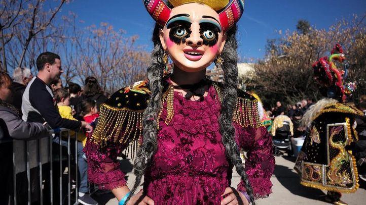La celebración del Carnaval del pasado año.