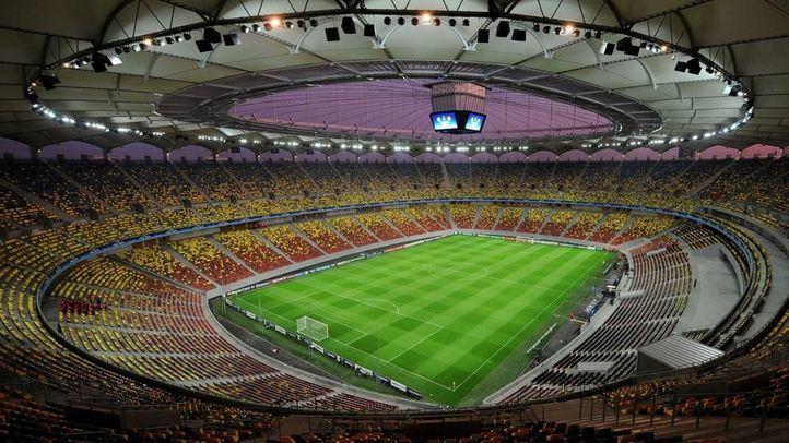 El Atlético de Madrid jugará su partido frente al Chelsea de Champions en Bucarest