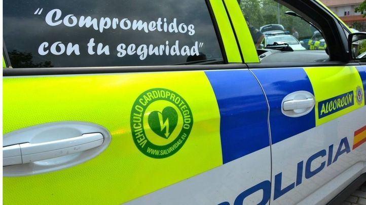 Herido un policía municipal por el ataque de un perro en Alcorcón