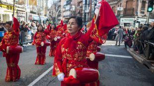 Usera celebra el Año Nuevo Chino a través de la pantalla