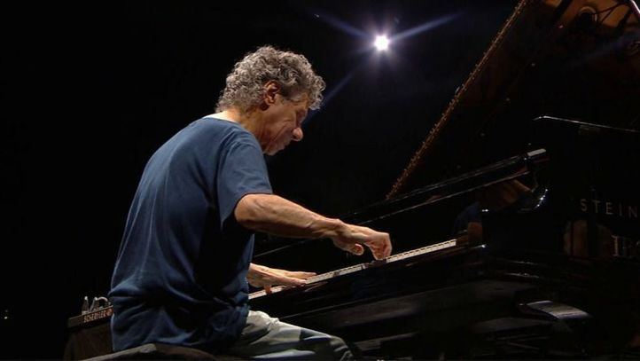 Adiós al mítico Chick Corea, el más libre y 'español' de los músicos de jazz