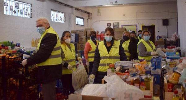 El Parlamento Europeo premia a Somos Tribu VK, la red de solidaridad vecinal creada frente al Covid en Vallecas