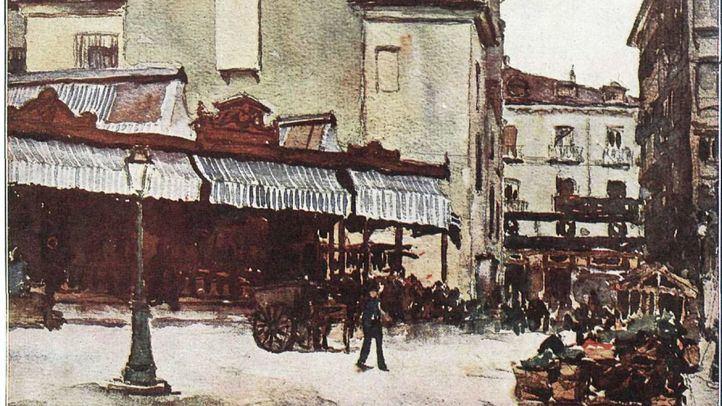 La plaza del Carmen y los mercados (II)