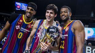 El Barça se lleva la Copa del Rey de baloncesto tras dar una paliza al Madrid (73-88)