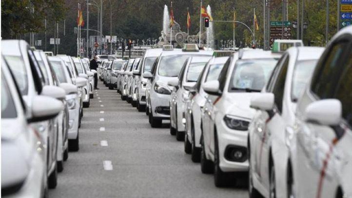 Se amplía con ocho nuevos municipios el APC del taxi en la Comunidad de Madrid