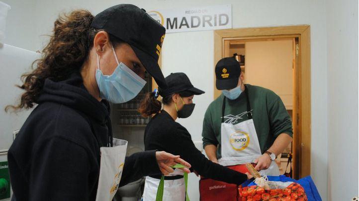 """El proyecto """"Tetuán Desperdicio 0"""", realizado por alumnos de la Universidad Autónoma de Madrid."""