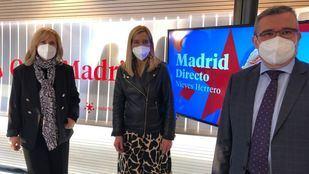 Mariola Vargas y Guillermo Hita en Onda Madrid