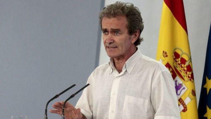La Mesa de la Comisión de Residencias pide un informe jurídico para saber si puede comparecer Fernando Simón