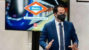 La estación de Metro Atocha Renfe cambiará su nombre por 'Atocha-Constitución del 78'