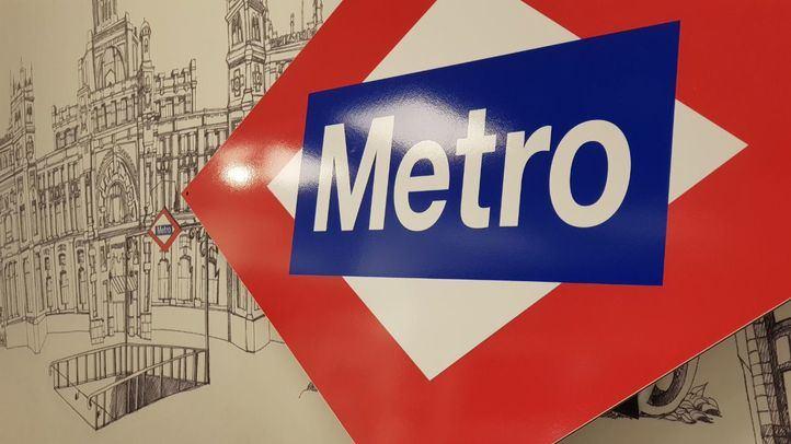 El antiguo vestíbulo de la estación de Metro de Pacífico reabrirá el 27 de febrero