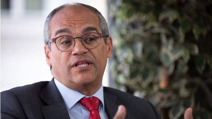 El exconsejero de Educación, Rafael van Grieken, anuncia su candidatura a rector de la URJC