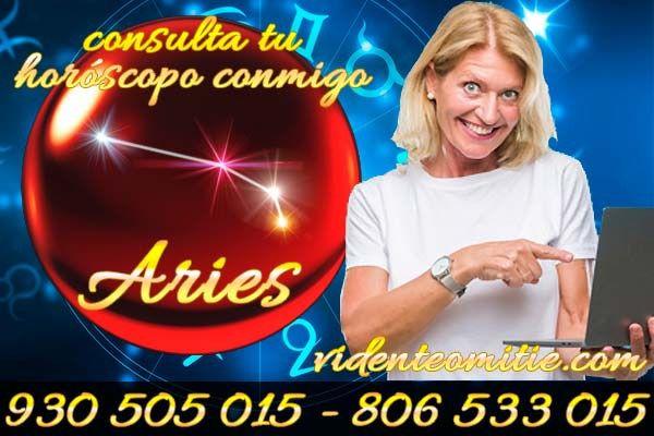 El mejor horóscopo de hoy para Aries, un camino hacia la prosperidad laboral.