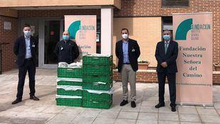 Mercadona donará diariamente productos a la Fundación Nuestra Señora del Camino de Madrid