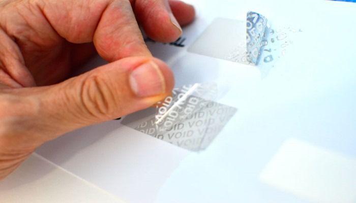 Etiquetas de seguridad: qué son y para qué sirven