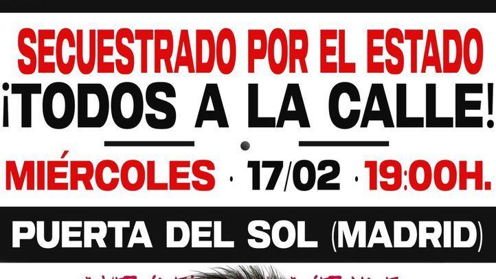 Convocada en Sol una concentración en apoyo a Pablo Hasel