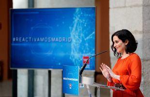 La Comunidad presenta su estrategia 'Reactivemos Madrid' para la recepción de los fondos europeos