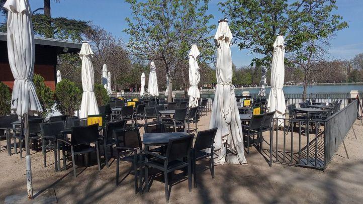 Terraza de un restaurante