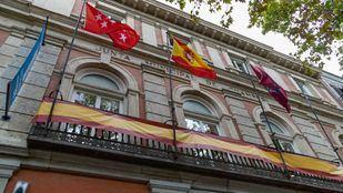 Sede de la Junta Municipal de Distrito de Chamberí.