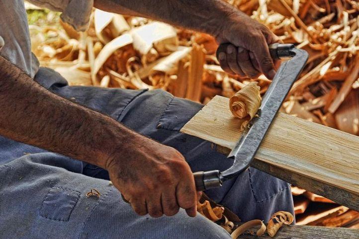 La madera aporta calidez y modernismo al diseño del hogar