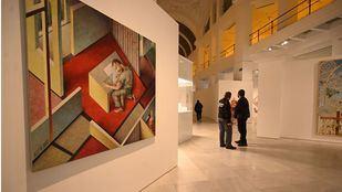 Los laberintos del arte de Guillermo Pérez Villalta