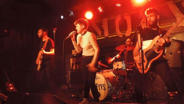 The Niftys y Pinball Wizard inundarán Madrid del mejor y más intenso rock