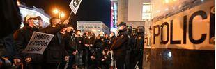 La Policía se prepara para una nueva manifestación por Pablo Hasel este sábado en Madrid