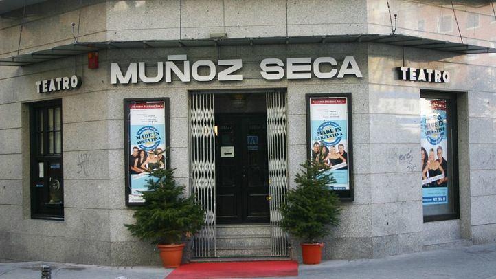 El teatro Muñoz Seca ocupa el solar donde estuvieron el Chantecler y El Dorado